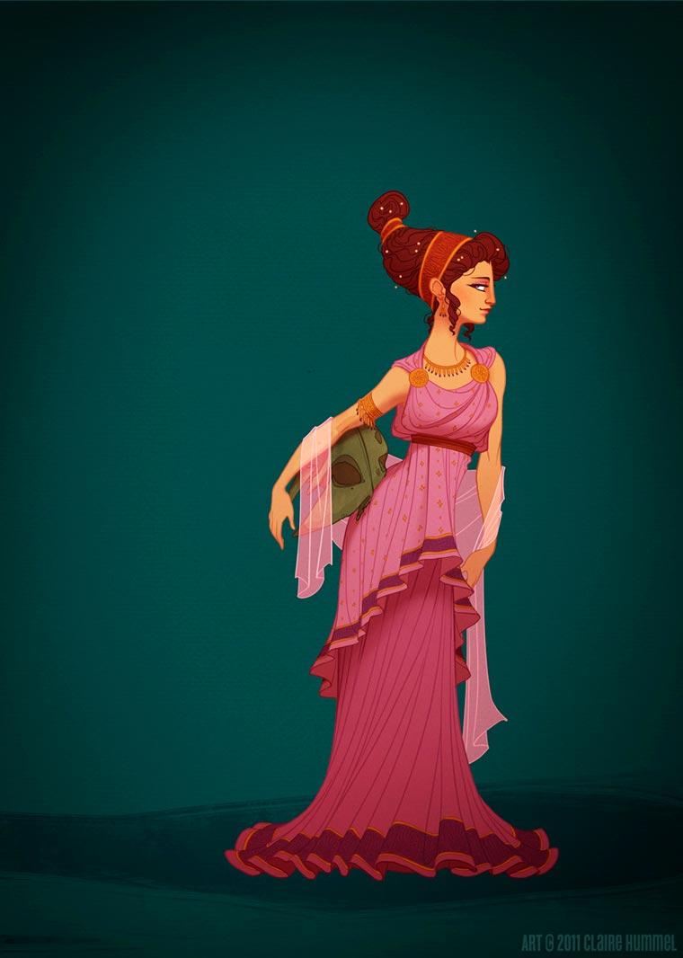 Si les robes des princesses Disney etaient historiquement exactes