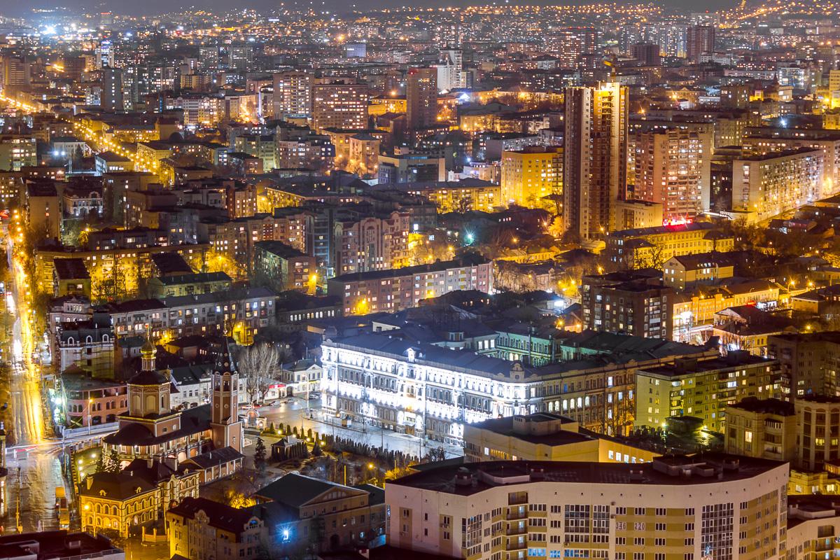 Саратов ночь музейная площадь