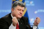 UKRAINE-CRISIS/POROSHENKO