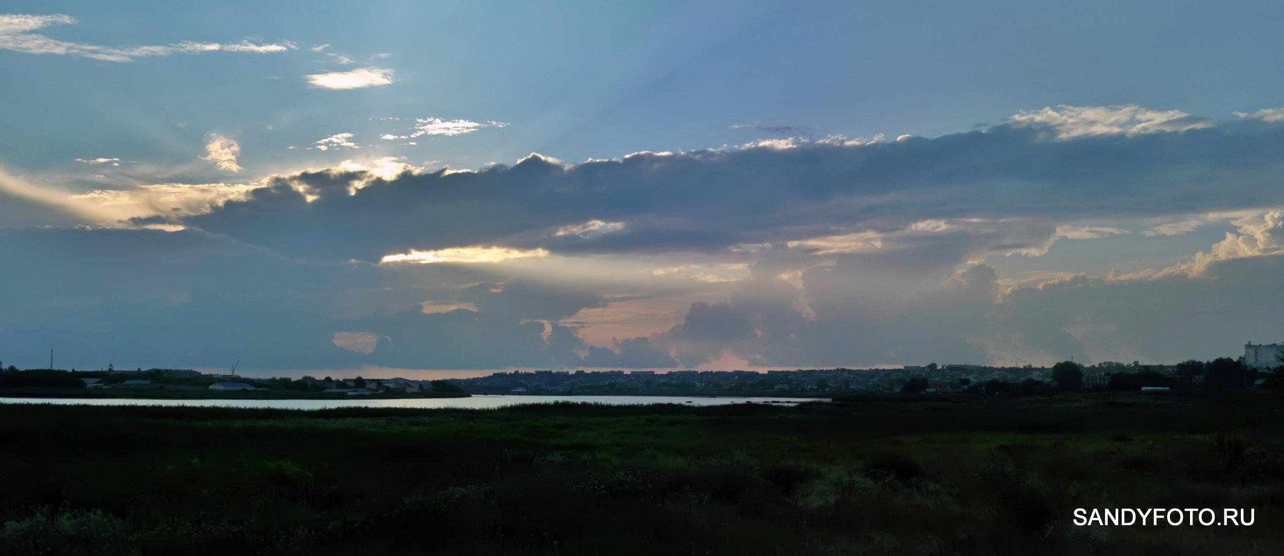 Небо над Троицком. Часть пятая [14 фото]