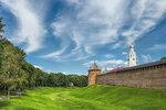 Стена Новгородского кремля