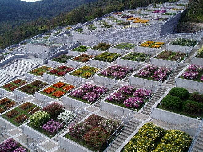 Лестница Авадзи. Япония