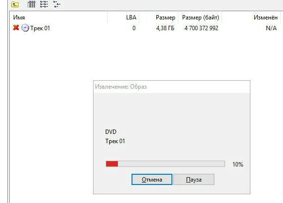 восстановление данных на диске