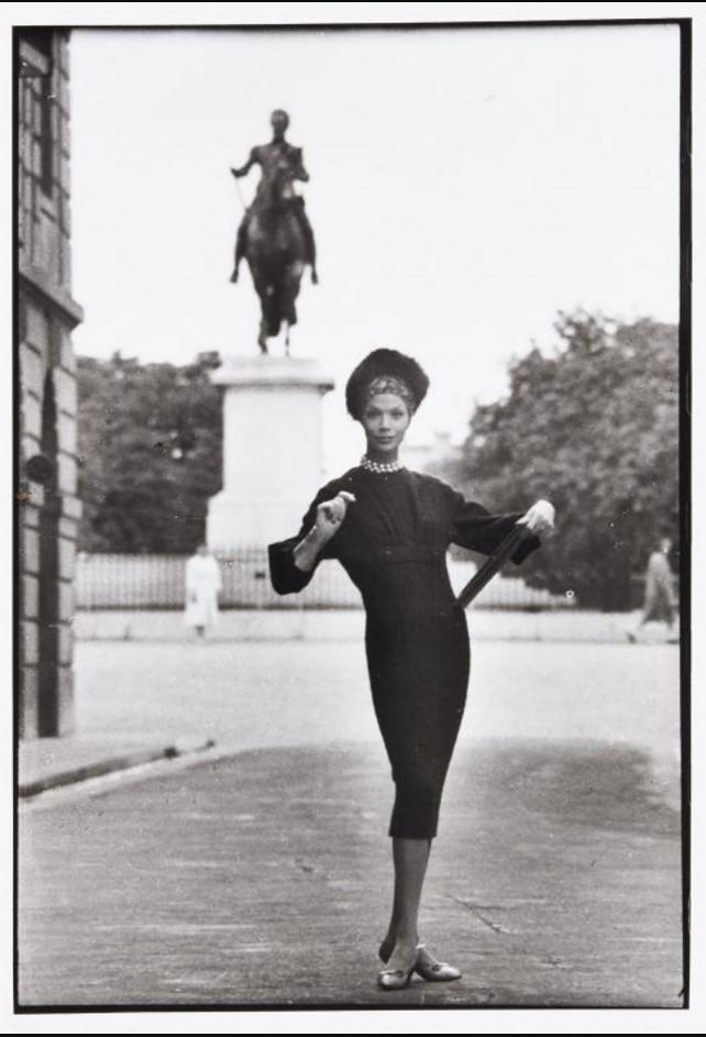 1958. Мода «VOGUE»