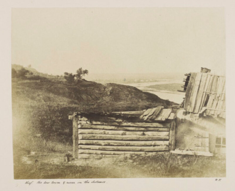 1852 Kief Fenton Kief. The Low Town & River in the Distance.jpg