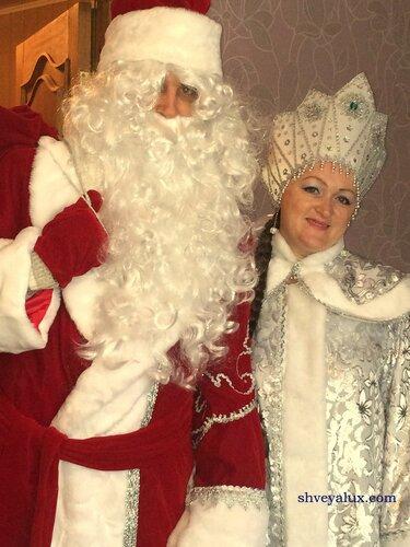 Дед Мороз и Снегурочка юго-восток Подмосковья и г. Раменское