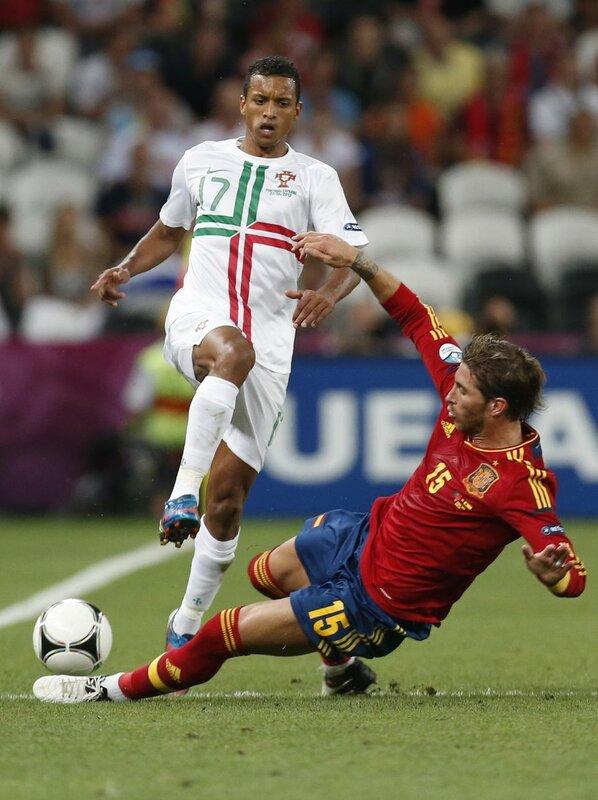Португалия Испания. 2:4 по пенальти