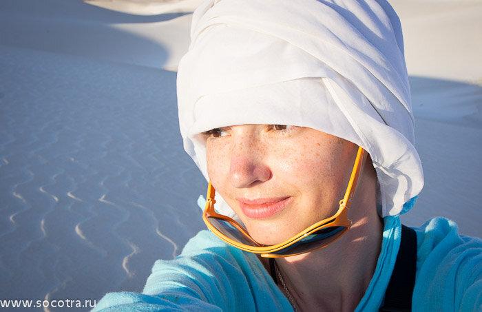 Анна Пчелинцева, автопортрет