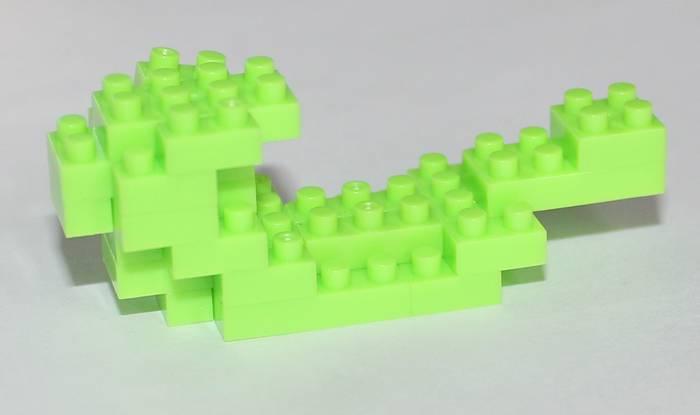 Конструктор LOZ Змея