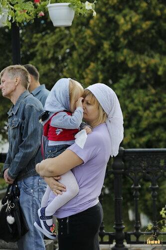 26. Беженцы в Святогорской Лавре