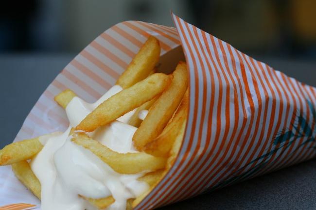 Хотя бельгийские вафли все еще остаются напервом месте среди уличной еды вэтой стране, мыпредлага