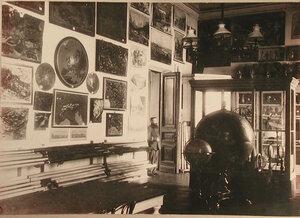 Вид части кабинета географии