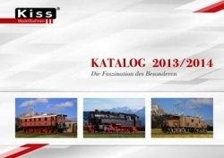 Журнал Kiss Modellbahnen. Katalog 2013-2014