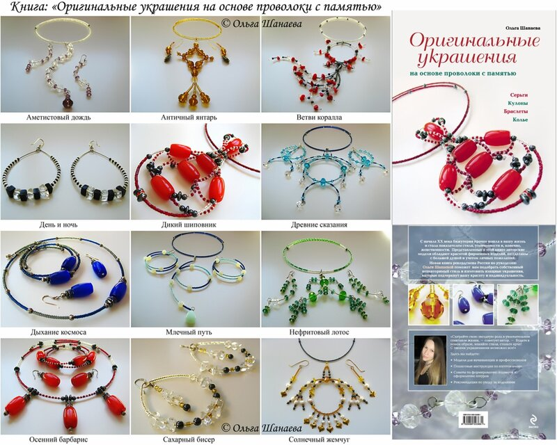 Украшение из проволоки своими руками картинки - Naturapura.ru
