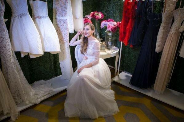 Сербия, Белград, свадебная ярмарка