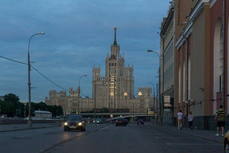 Высотный дом на Котельнической набережной, Москва