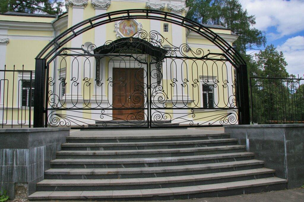 Церковь в Марфине