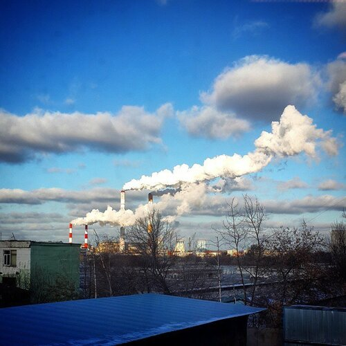 Фабрика облаков