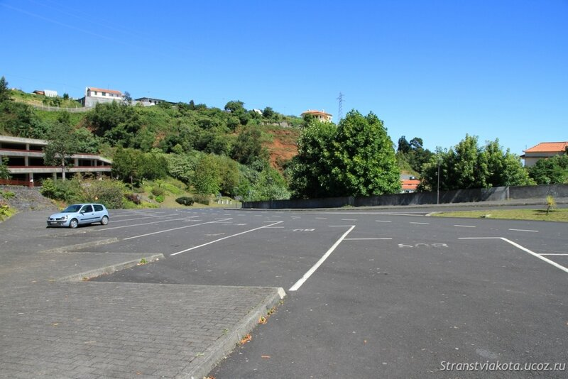 Мадейра, тематический парк Сантана