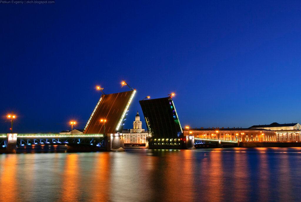 Автор: Петкун Евгений, блог Евгения Владимировича, фото, фотография: Дворцовый мост