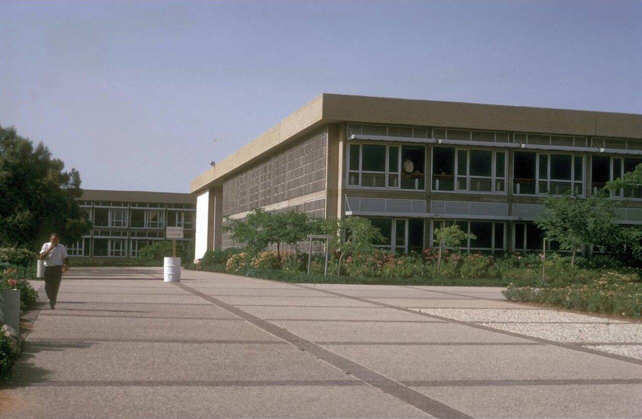 33. Университетский кампус