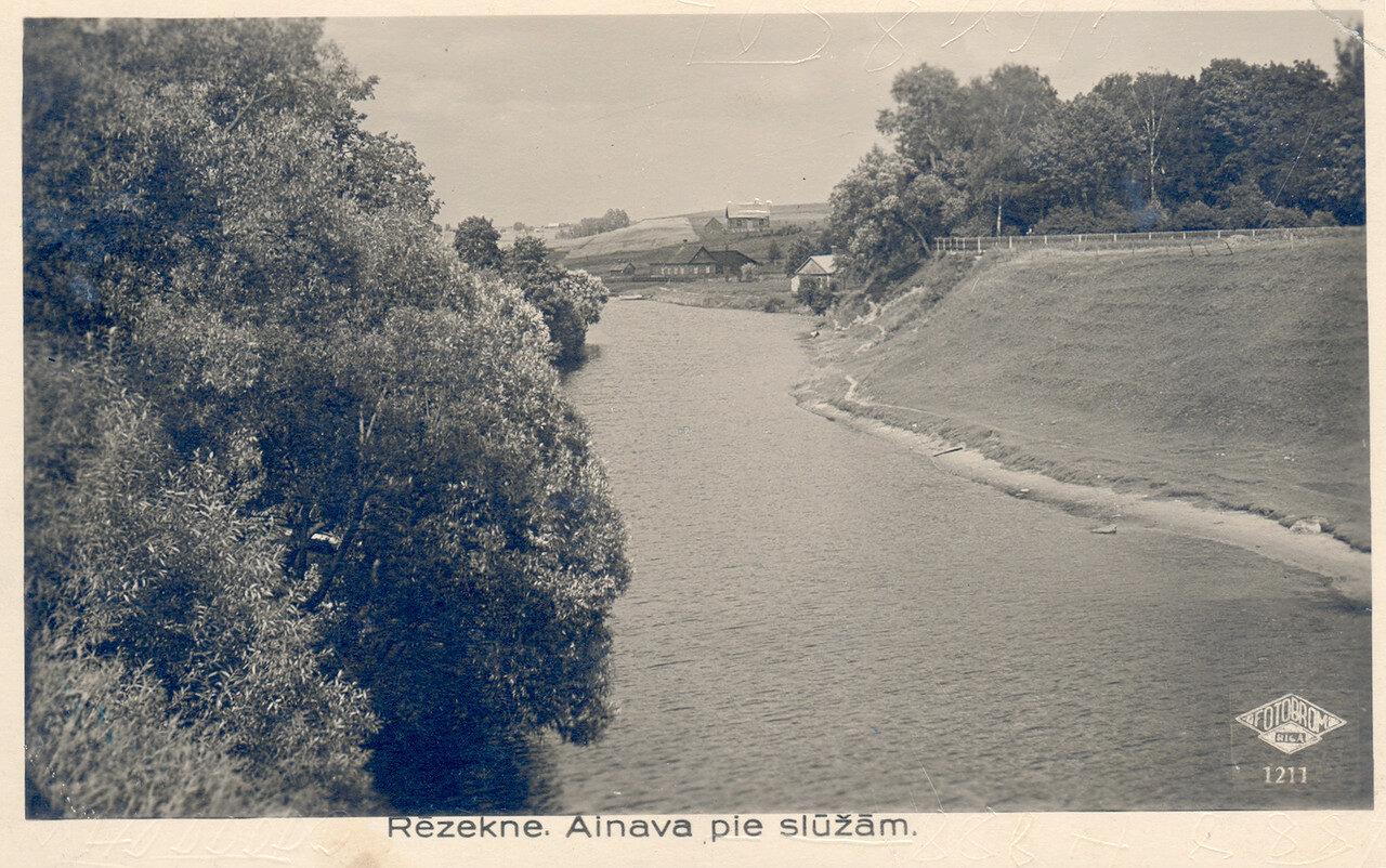 Река Режица