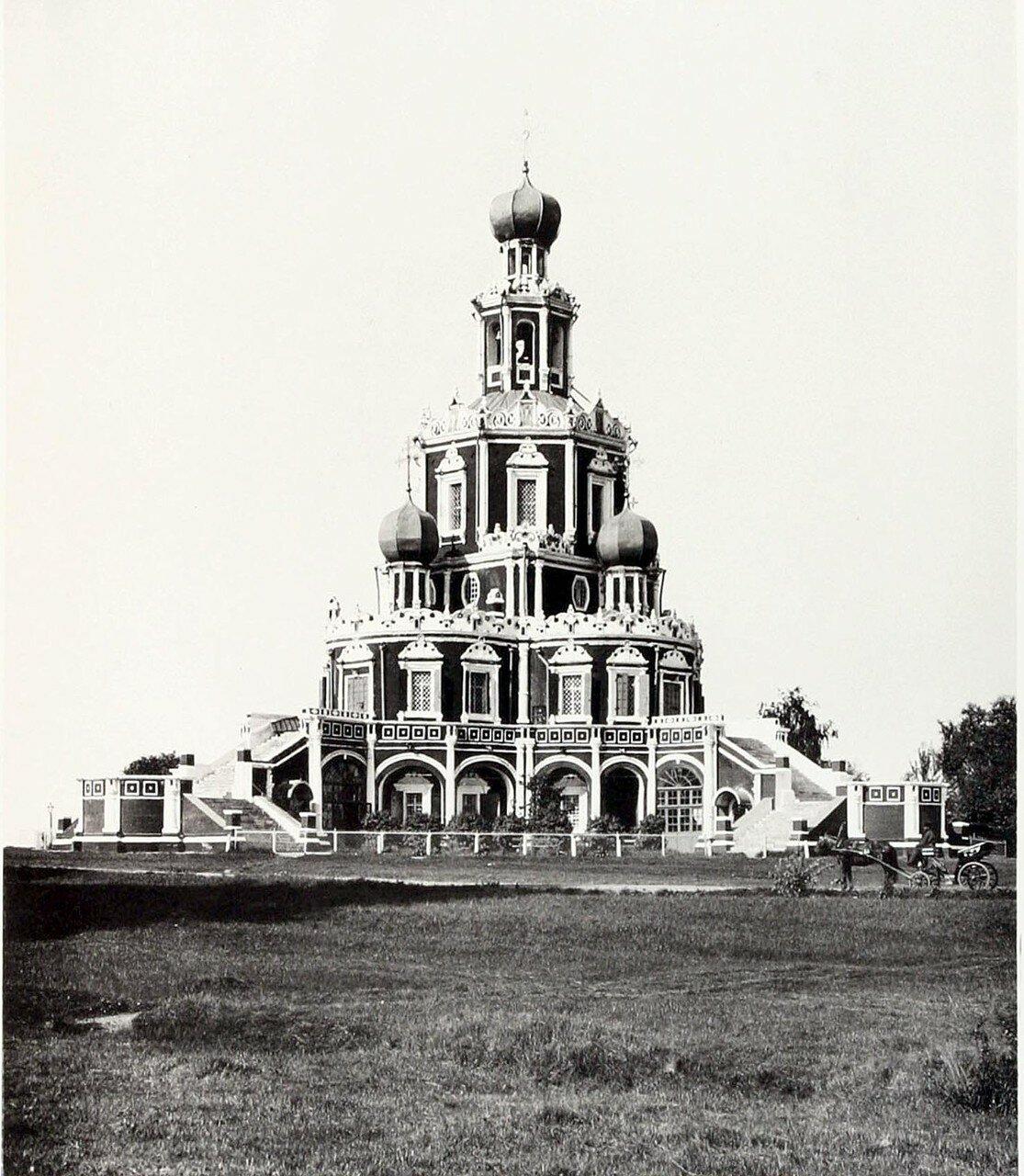 441. Окрестности Москвы. Церковь в Филях