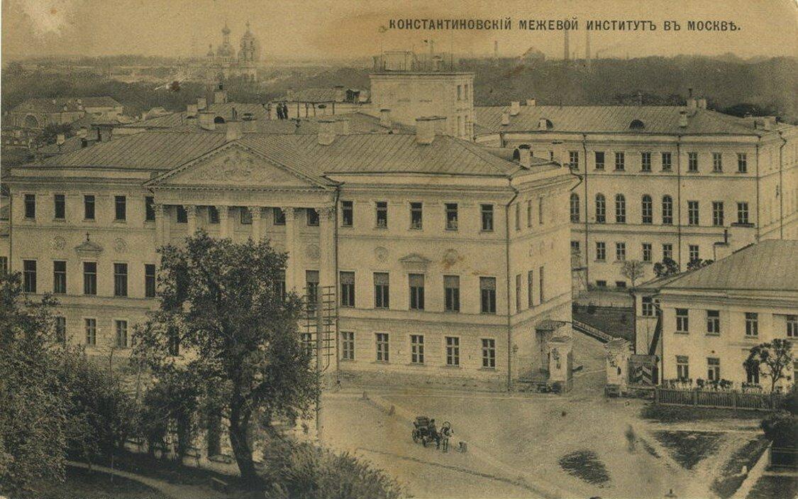 Константиновский межевой институт