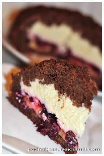 шоколадный торт Бомба