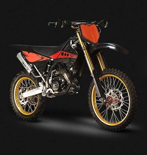 Минск 50/125 Супермото.  Стремительный, громкий, мощный и достаточно легкий этот мотоцикл создан, чтобы побеждать.