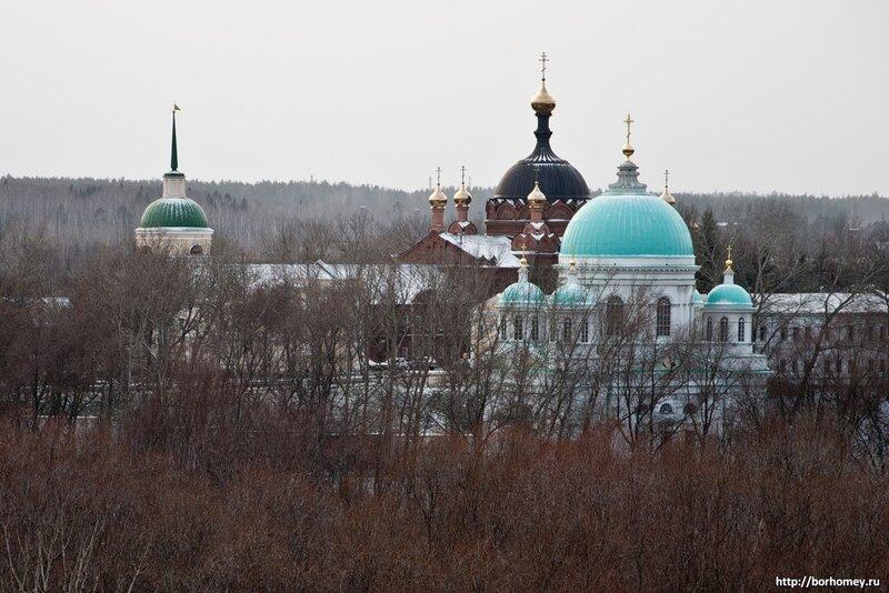 крупный план храмов
