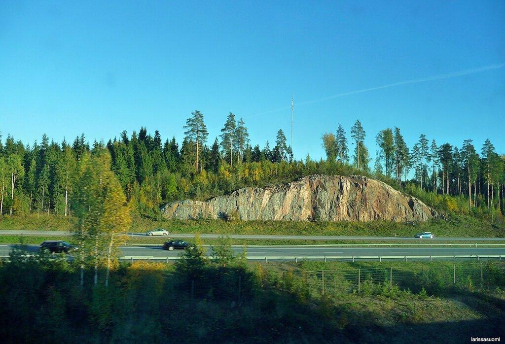 Автобан на Хельсинки.