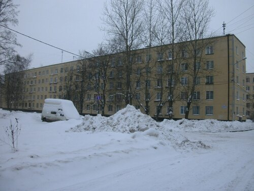 2-я Комсомольская ул. 33к2