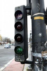Дублирующий светофор
