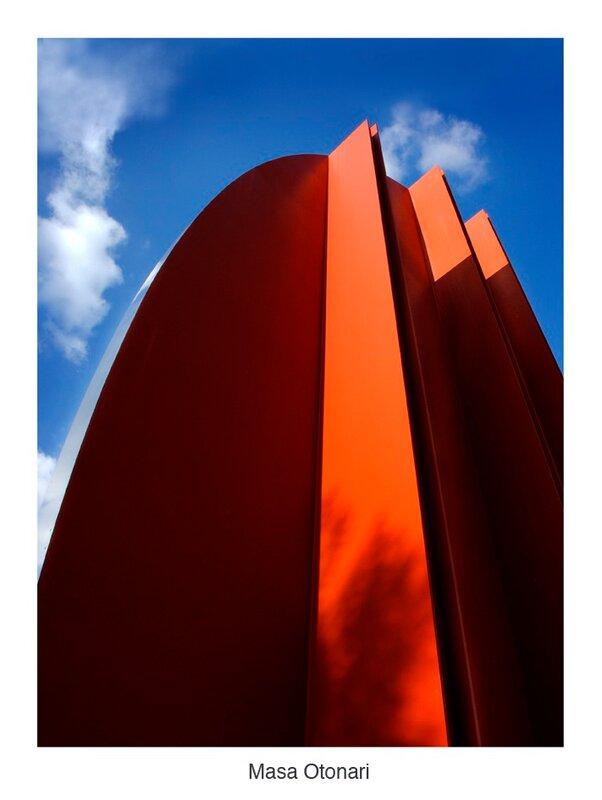Причуды архитектурной геометрии в объективе Masa Ootonari