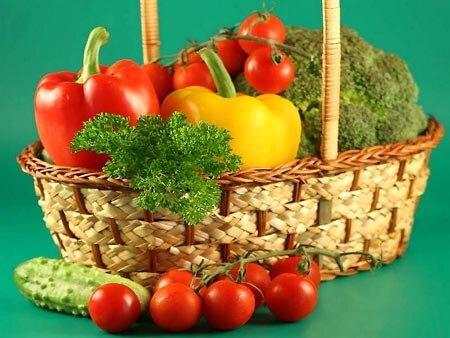Десять шагов к здоровому питанию