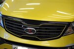 Желтый Спортик в России -  2010 Kia Sportage Limited