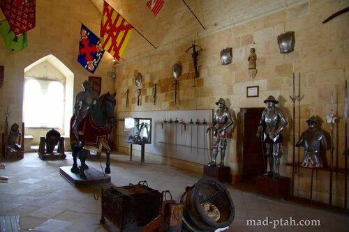 сеговия, испания, алькасар в сеговии, доспехи, оружие, рыцари