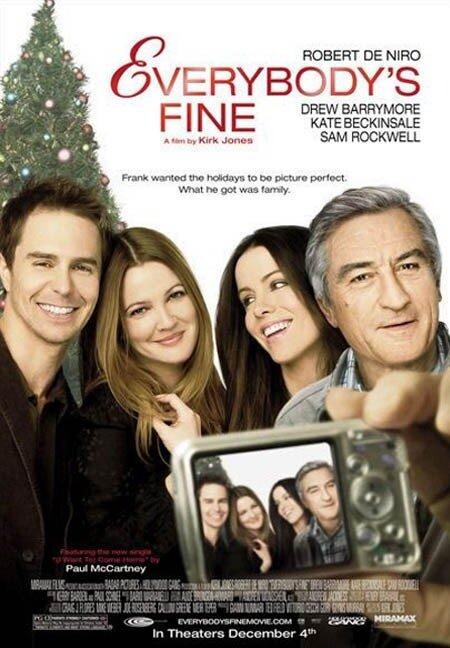 У них все хорошо / Everybody's Fine (2009/HDTVRip 720p)