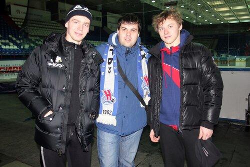 Евгений Кузнецов, Nadei, Владимир Тарасенко