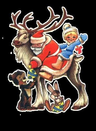 Дед мороза и снегурочка