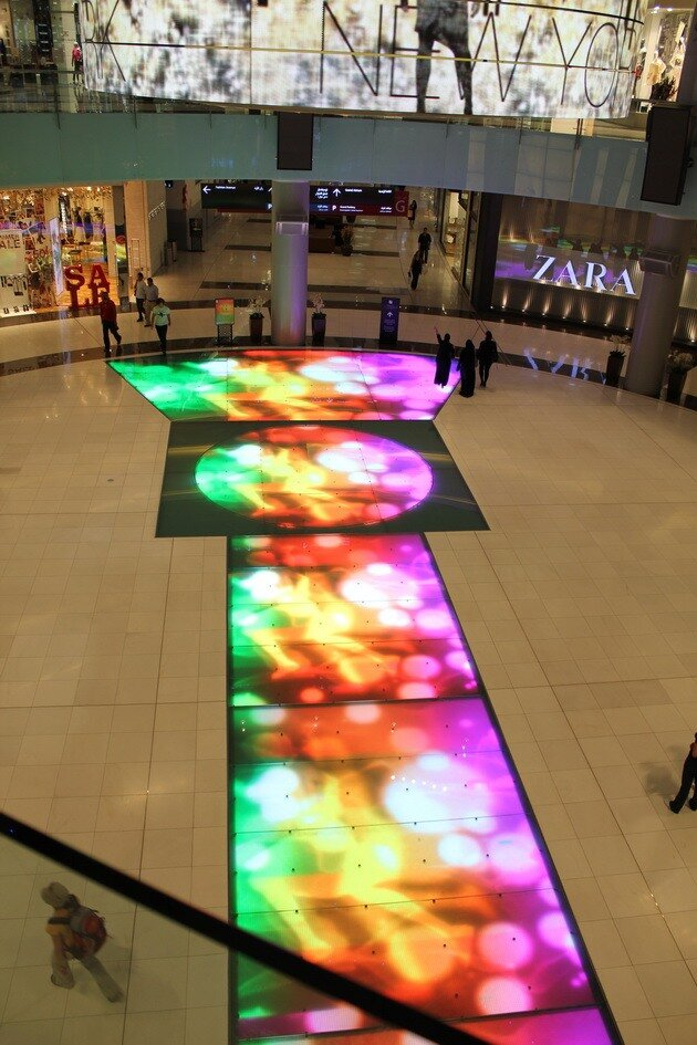 Дубай Молл (Dubai Mall)