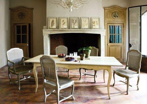 0 433ef 40aa32c3 L Обеденные и столовые в стиле прованс