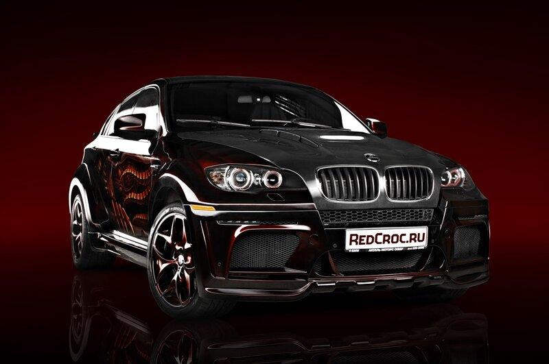BMW X6M Hamann Tycoon Evo