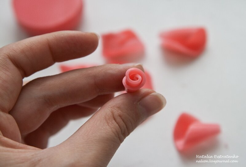 мыло ручной работы, лепка цветов из мыла, розы из желатина