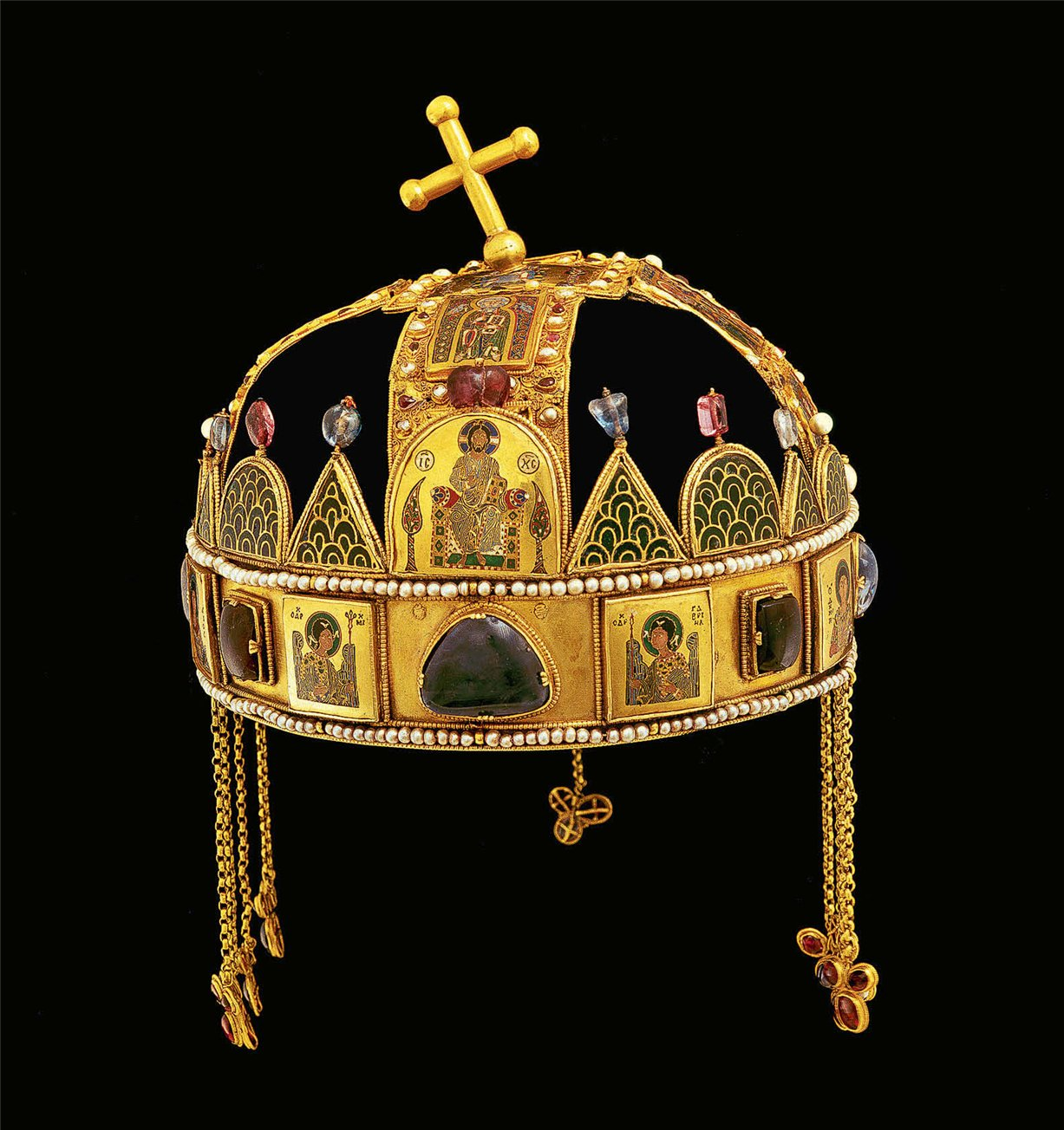 Crown / Корона святого Иштвана