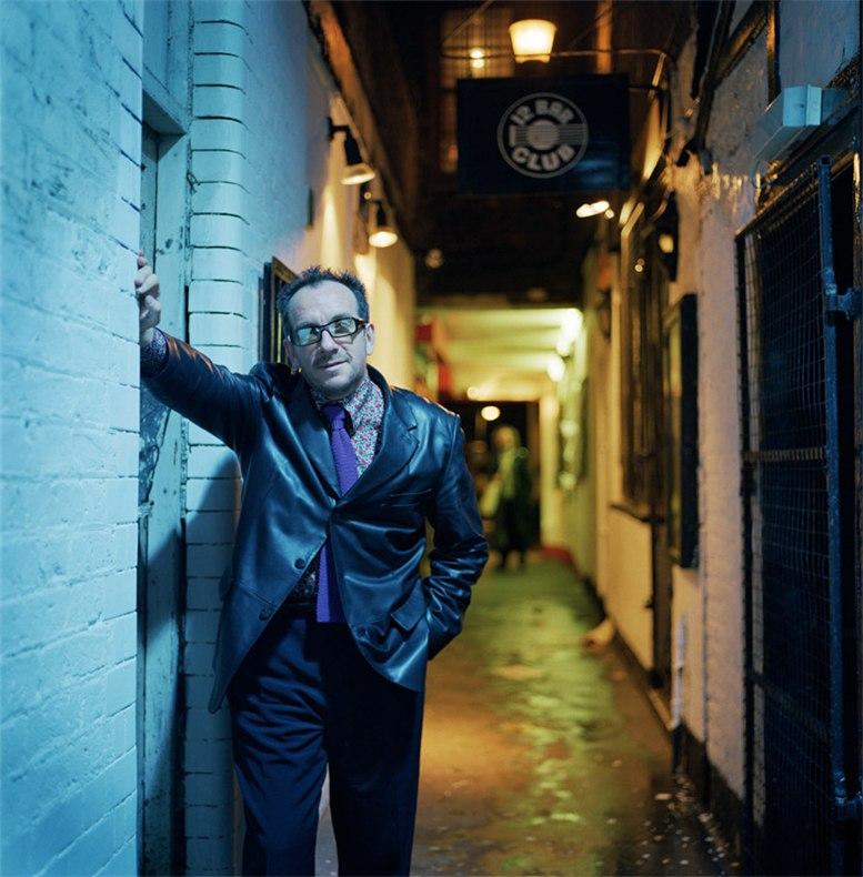 Фотограф Джейсон Белл / photo by Jason Bell - Elvis Costello