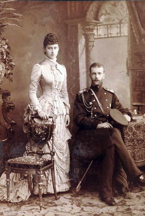 Элла и Серж 1884