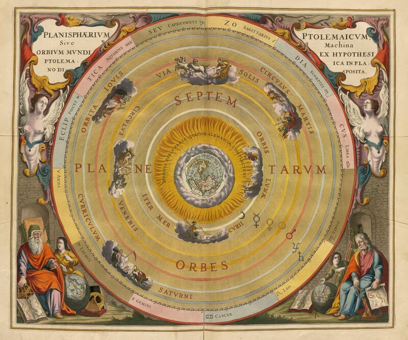 the views of the universe in the renaissance era The medieval concept of the universe came from early christian and scientific points of view they inherited the notions from the greeks and romans and adapted these to christianity in this sense, medieval scholars proposed that the earth, as created by god, was the center of the universe.