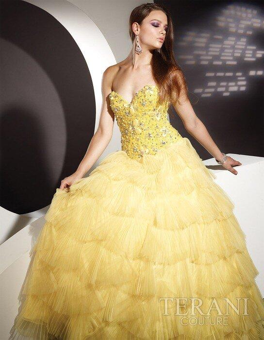 Дизайнерские платья - Terani 2011.